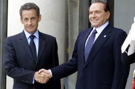 """Nicolas Sarkozy: pour Silvio Berlusconi, l'ancien président est un """"crétin"""""""