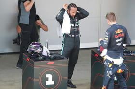F1: Hamilton en pole du GP d'Espagne