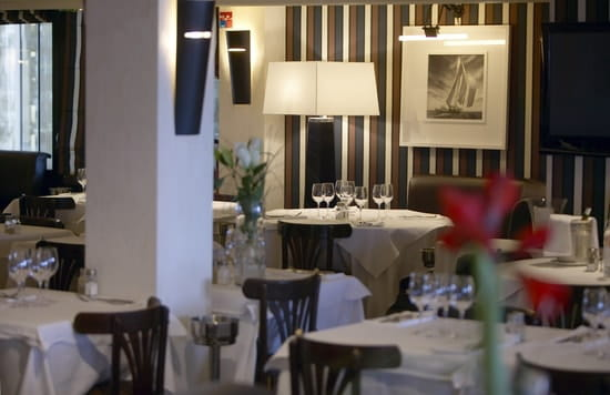 Café de la Plage restaurant Chez Pierre