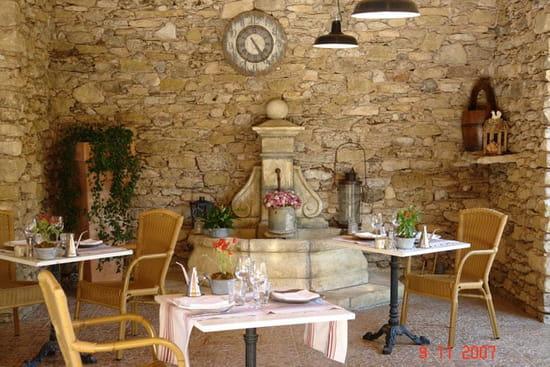 Restaurant l'Estellan - Hôtel le Mas de la Sénancole