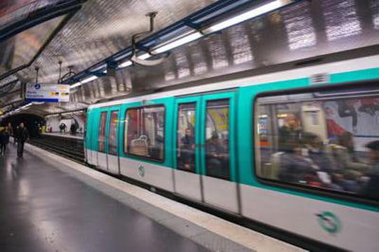 Particules fines: l'air du métro mauvais pour lasanté