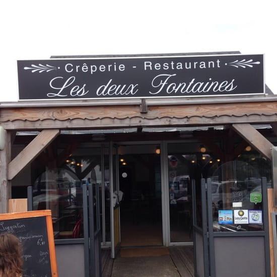 Restaurant : Les Deux Fontaines
