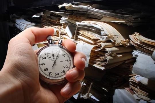 Combien de temps garder les papiers, et quels documents conserver?