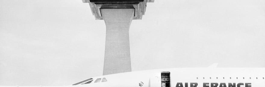 Revivez un vol à l'époque du Concorde
