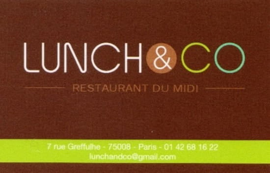 Lunch&co