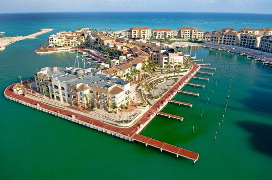 Marina à Cap Cana