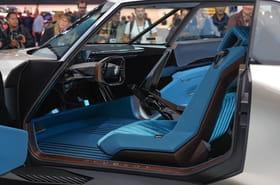 Montez à bord du Peugeot e-Legend Concept