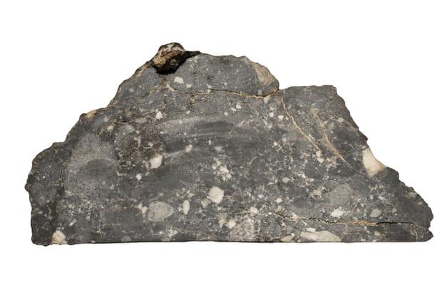 Plus de 800météorites sur un même site