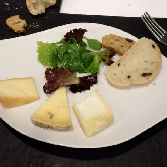 Fromage : L'Aubergade
