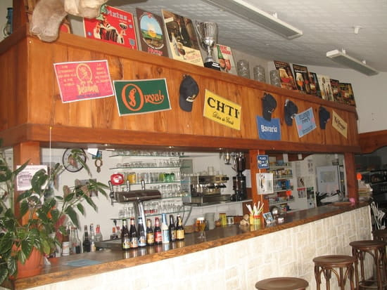Le Saint Loup  - Le Bar -