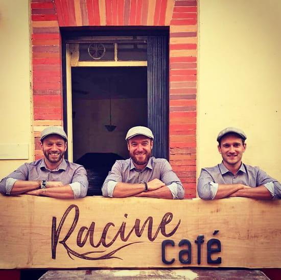 Restaurant : Racine Café  - L'équipe -   © Racine café