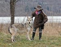 Hélène et les animaux : Devenir grand grâce aux animaux
