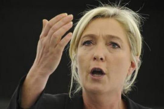 Elections européennes : le FN exprime sa colère et accuse le gouvernement