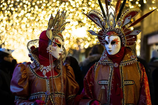 Carnaval de Venise: les canaux à sec, le nombre de touristes limité