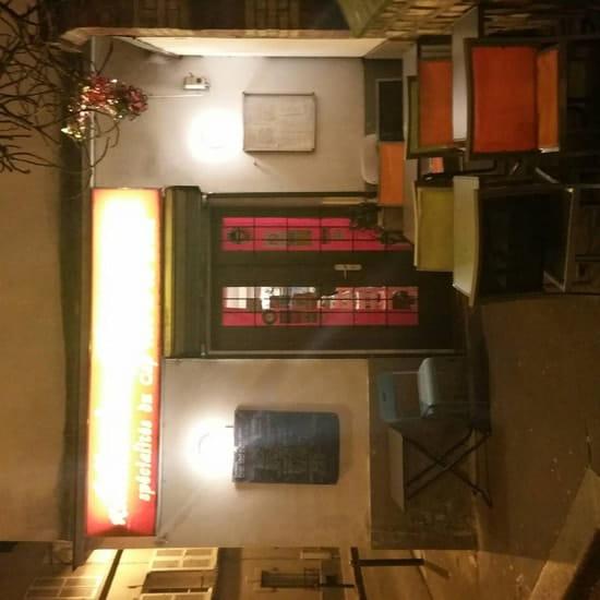 Entrée : La Taverne du Brésil et du Cap Vert  - Entrée du restaurant  -