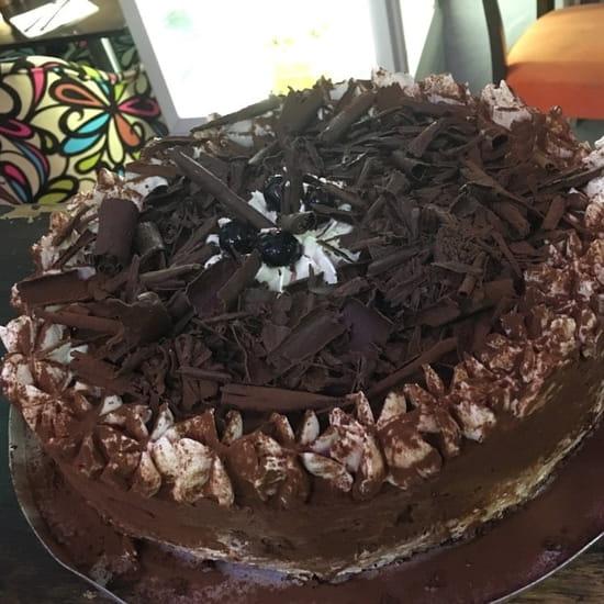 Dessert : Glacier de venise
