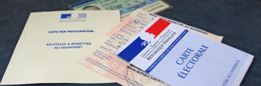 Vote par procuration [Régionales]: formulaire en ligne, délai, date limite...