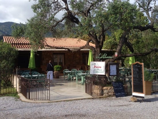 Restaurant : L'Alivu