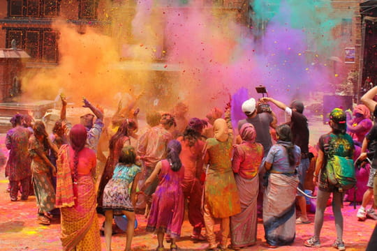 Holi: dates 2018, programme... Une fête aux couleurs sacrées en Inde