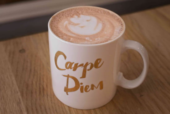 Boisson : Bam Bam Café  - Chocolat chaud -   © Antoine Sicot