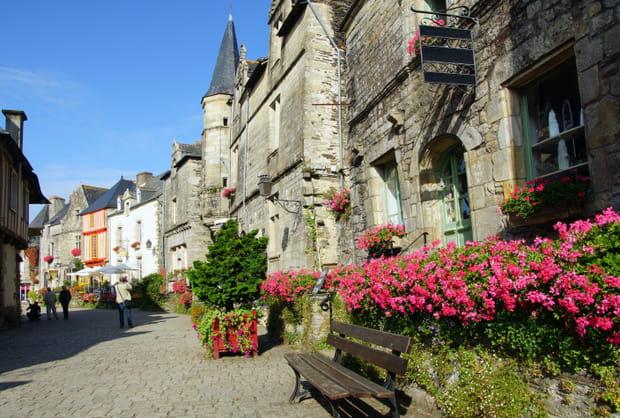 Rochefort-sur-Terre, cité de caractère bretonne