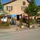 Auberge du Prieuré  - terrasse de l'auberge -