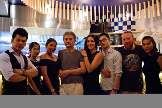 Restaurant : Ao Izakaya   © AO IZAKAYA