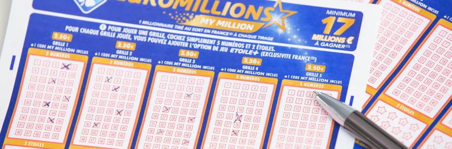 Résultat de l'Euromillion du 9février 2018: le tirage a-t-il donné un grand gagnant?