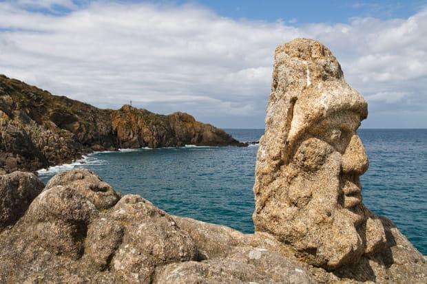 L'île de Paques de Rothéneuf