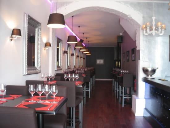 Le Baroque Café  - La salle de restaurant -