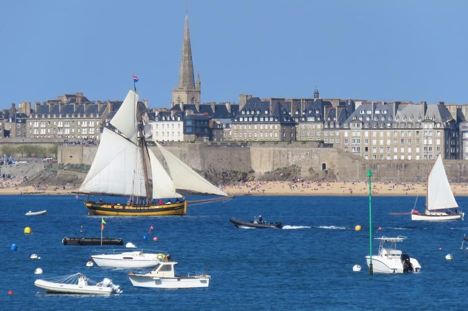 Saint-Malo, ville maritime par excellence