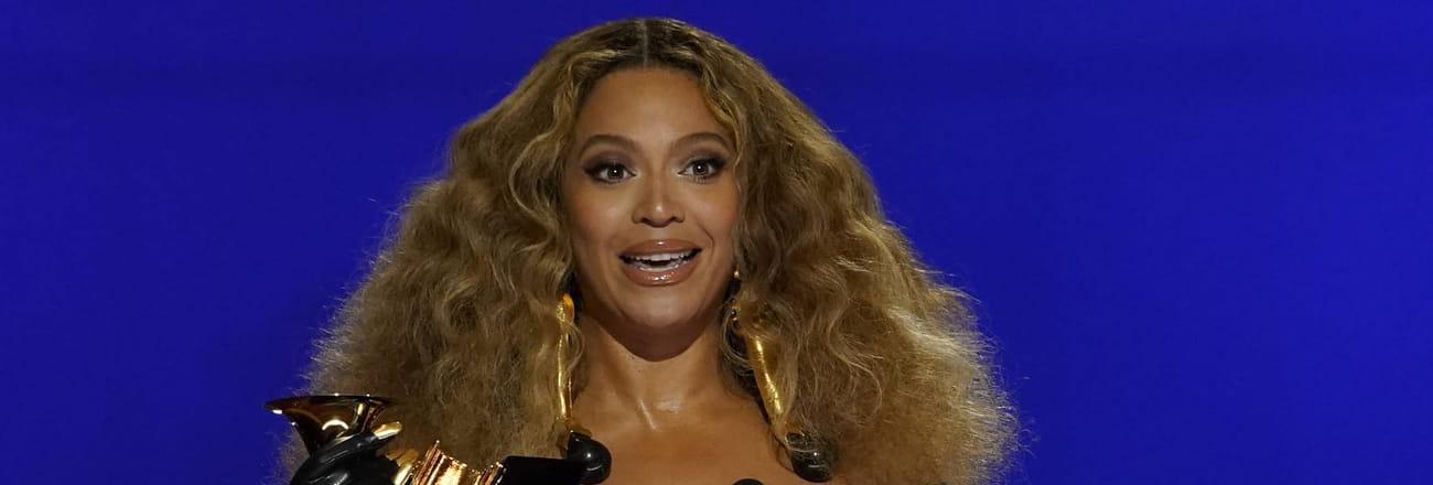 Les meilleures photos des Grammy Awards 2021