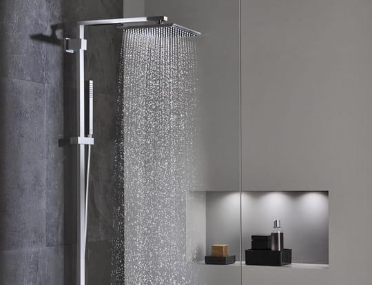 Meilleure colonne de douche: comment bien choisir, nos suggestions