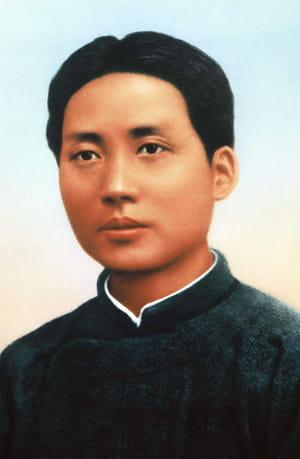 Mao Zedong jeune