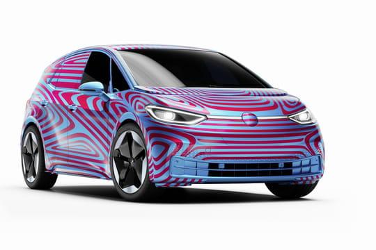 Volkswagen ID 3: la compacte électrique arrive, les prix et infos