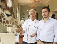 Les hôtels les plus incroyables du monde : Giraffe Manor, Kenya