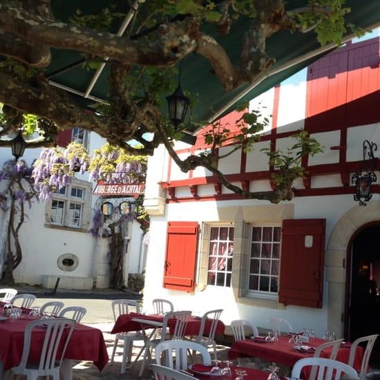 Restaurant : Restaurant Auberge du Chapelet