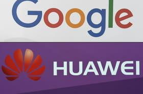 Après le décret Trump, Google coupe les ponts avec Huawei