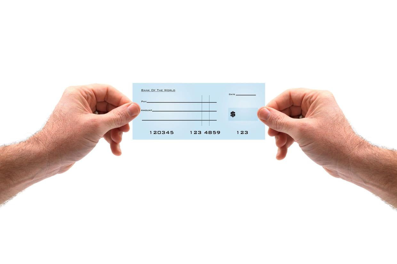 Cheque De Banque Comment L Obtenir Combien Ca Coute
