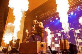 Rammstein en concert à Paris en 2019avant un retour à Lyon en 2020
