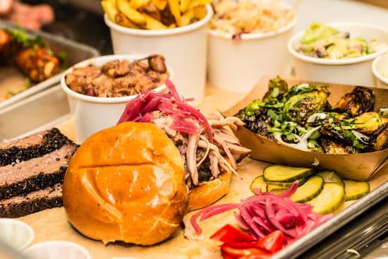 Plat : Melt Batignolles  - Repas burger Melt Batignolles -   © Melt Batignolles