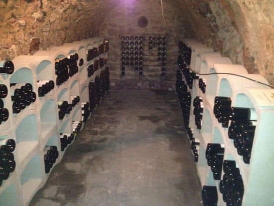 Restaurant : Chez Martin  - Nôtre cave -