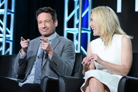 X Files saison 10 : David Duchovny et Gillian Anderson enfin réconciliés ?