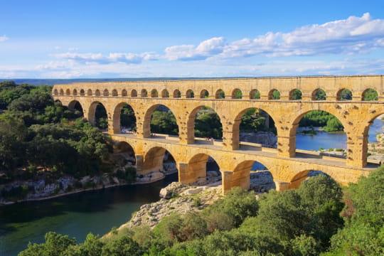 Pont du Gard: visite et histoire de sa construction