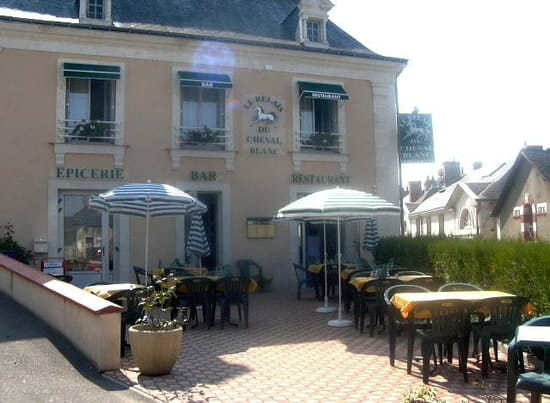 Le Relais du Cheval Blanc   © p cauchois