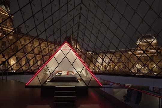 Louvre: qui passera la nuit au musée mardi 30avril?