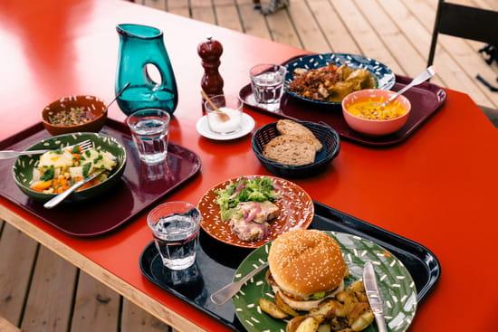 Restaurant : Le Réfectoire  - Bon appétit ! -   © Le Réfectoire
