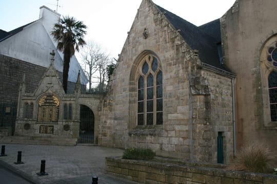 L'église de Saint-Thomas Becket