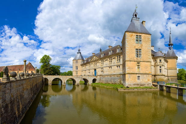 La magie du Château de Sully