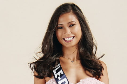 Miss Ile-de-France 2020: portrait d'Evelyne de Larichaudy